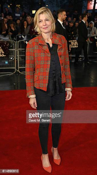 Jemma Redgrave attends the 'Snowden' Headline Gala screening during the 60th BFI London Film Festival at Odeon Leicester Square on October 15 2016 in...