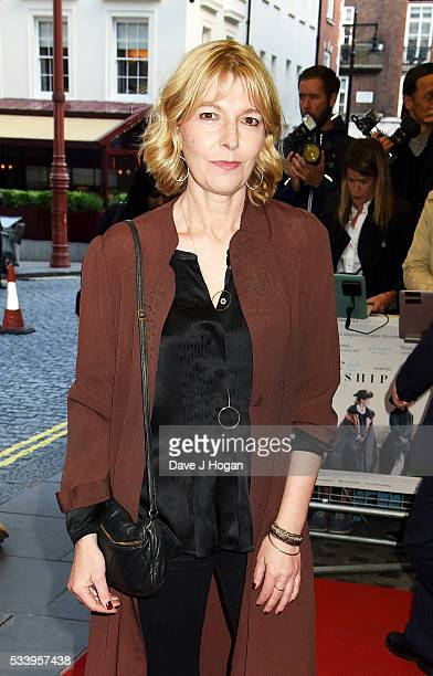 Jemma Redgrave attends the UK premiere of Love and Friendship at The Curzon Mayfair on May 24 2016 in London England