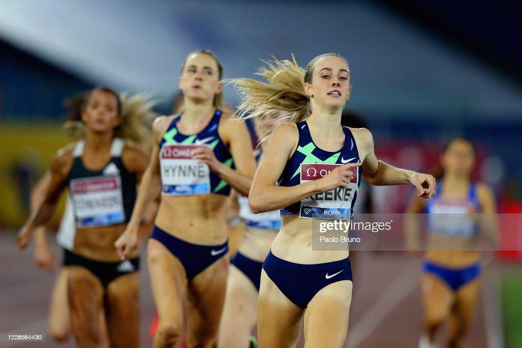 IAAF Diamond League: 40th Golden Gala 'Pietro Mennea' : News Photo