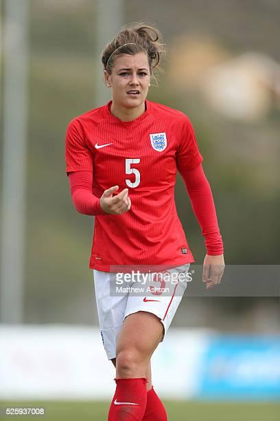 Jemma Rose of England Women U23