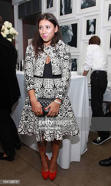 Jen Brill attends the Another Magazine dinner at Milk Studios on September 14, 2010 in New York City.