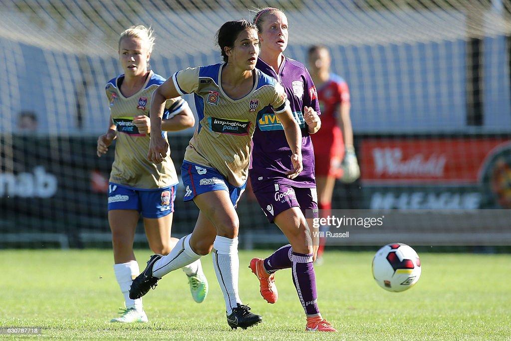 W-League Rd 10 - Perth v Newcastle : News Photo