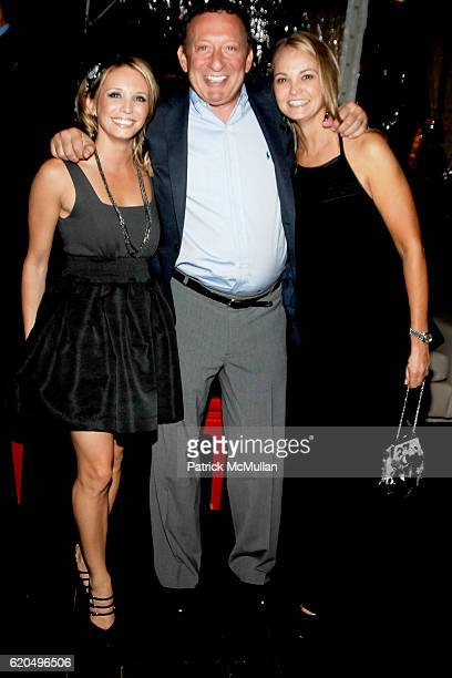 Jen Mormile Scott Wolf and Lori Flynn attend EVERYDAY HEALTH 2nd Anniversary Party at Hudson Terrace on September 25 2008 in New York City