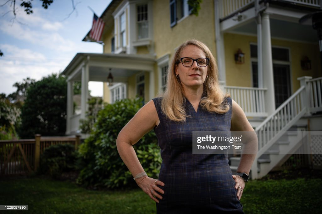 Jen OMalley Dillon is the Biden Campaign Manager... : News Photo