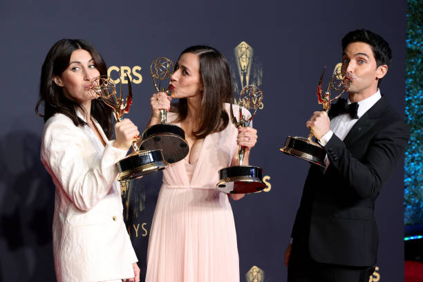CA: 73rd Primetime Emmy Awards - Press Room