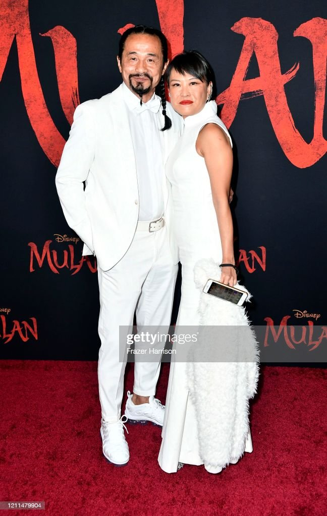 "Premiere Of Disney's ""Mulan"" - Arrivals : News Photo"