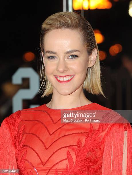 Jena Malone arriving for the World Premiere of The Hunger Games Catching Fire at the Odeon Leicester Square London
