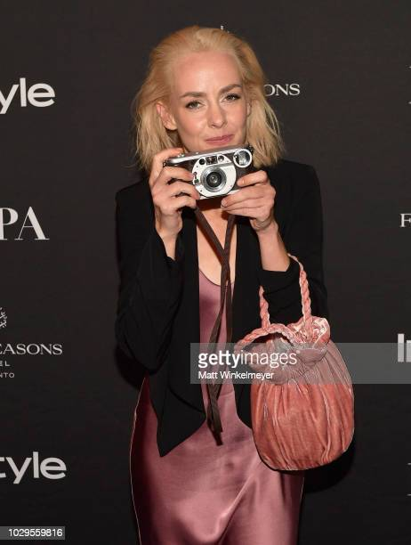 Jena Malone attends 2018 HFPA and InStyle's TIFF Celebration at the Four Seasons Hotel on September 8 2018 in Toronto Canada