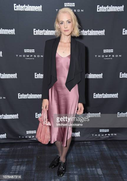 Jena Malone attends Entertainment Weekly's Must List Party at the Toronto International Film Festival 2018 at the Thompson Hotel on September 8 2018...