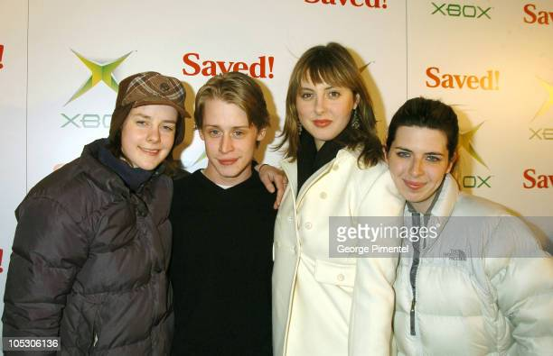 Jena Malone Macaulay Culkin Eva Amurri and Heather Matarazzo