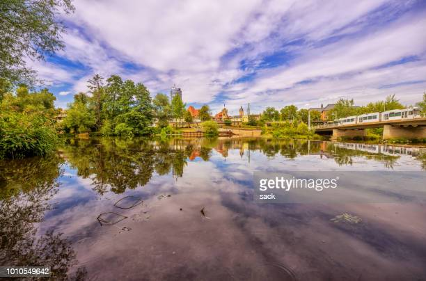 jena paradies - thuringia stock pictures, royalty-free photos & images