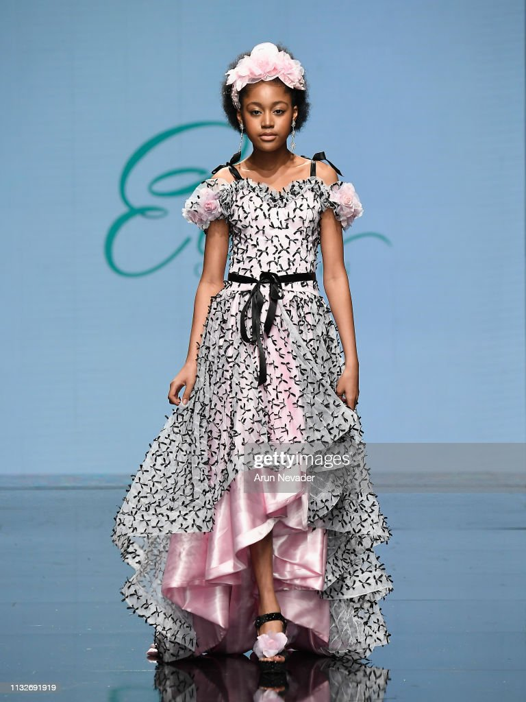 CA: Elena Couture at Los Angeles Fashion Week FW/19 Powered by Art Hearts Fashion