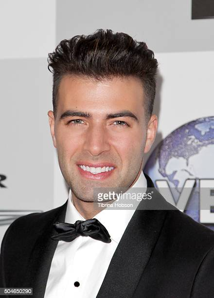 Jencarlos Canela attends NBCUniversal's 73rd Annual Golden Globes After Party at The Beverly Hilton Hotel on January 10 2016 in Beverly Hills...