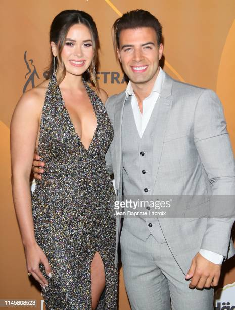 Jencarlos Canela attends the People En Español's Most Beautiful Celebration at 1 Hotel West Hollywood on May 23 2019 in Los Angeles California