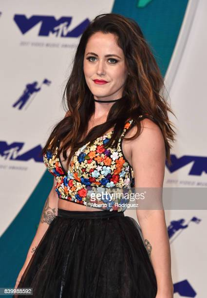 Jenelle Evans attends the 2017 MTV Video Music Awards at The Forum on August 27 2017 in Inglewood California