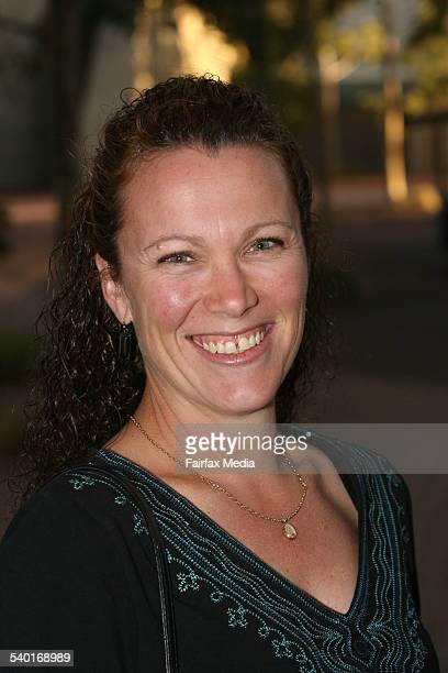 Jenelle Reely at the Billy Joel concert at the Acer Arena Homebush Bay Sydney 15 November 2006 SHD Picture by SIMON ALEKNA