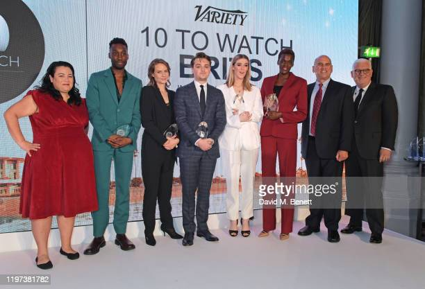 Jenelle Riley Deputy Awards and Features Editor at Variety Nathan StewartJarrett Laura Solon DeanCharles Chapman Honor Swinton Byrne Sheila Atim...