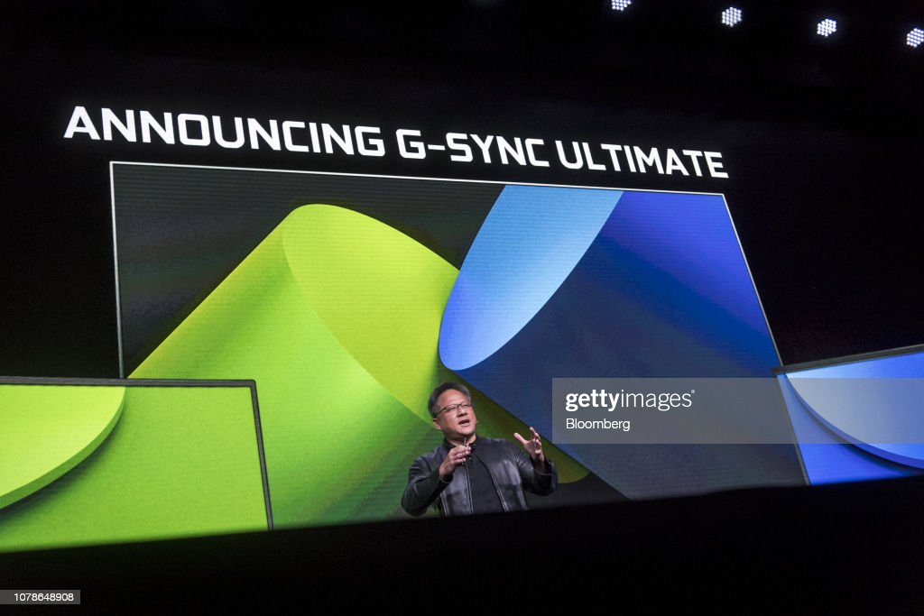 Inside The 2019 Consumer Electronics Show : News Photo