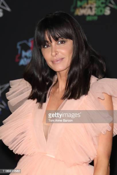 Jenifer Bartoli attends the 21st NRJ Music Awards At Palais des Festivals on November 09 2019 in Cannes France