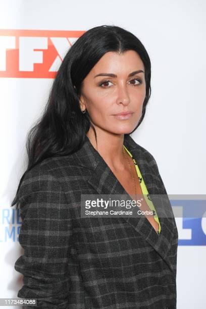 Jenifer Bartoli attends the Groupe TF1 Photocall At Palais De Tokyo on September 09 2019 in Paris France