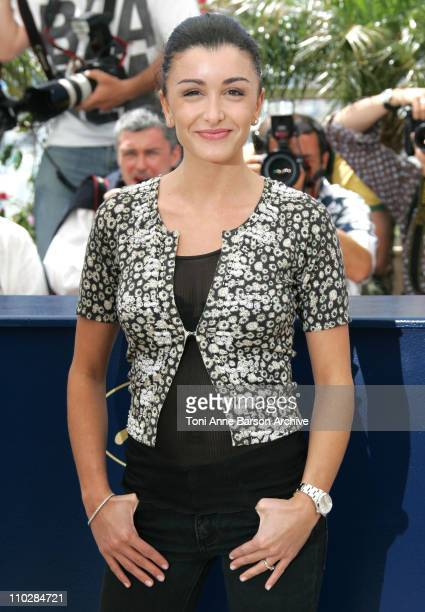Jenifer Bartoli during 2006 Cannes Film Festival 'Over The Hedge' Photocall at Palais des Festival in Cannes France