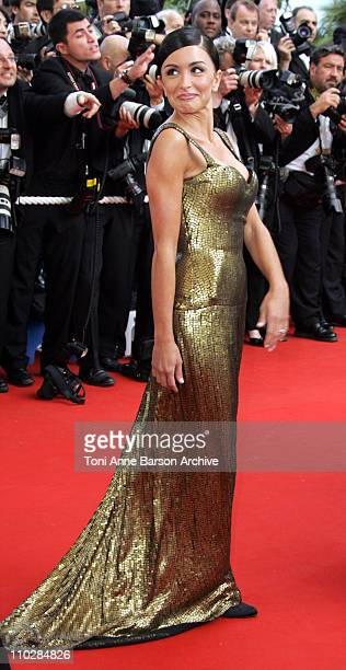 Jenifer Bartoli during 2006 Cannes Film Festival Over The Hedge Premiere at Palais des Festival in Cannes France