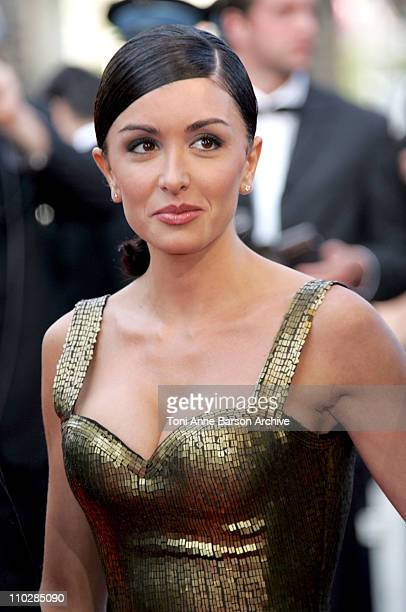 Jenifer Bartoli during 2006 Cannes Film Festival 'Over The Hedge' Premiere at Palais des Festival in Cannes France
