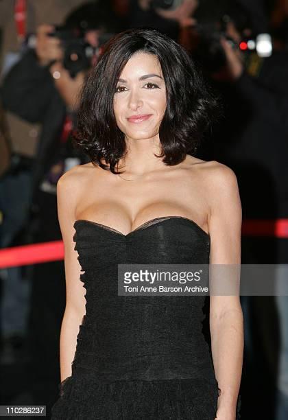 Jenifer Bartoli during 2006 NRJ Music Awards Arrivals at Palais des Festivals in Cannes France