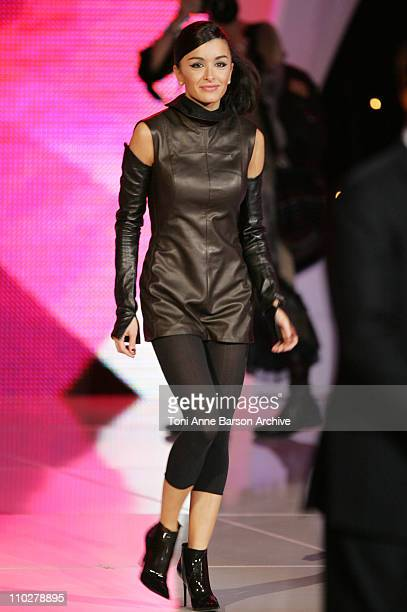 Jenifer Bartoli during Miss France 2006 Pageant at Palais des Festivals in Cannes France