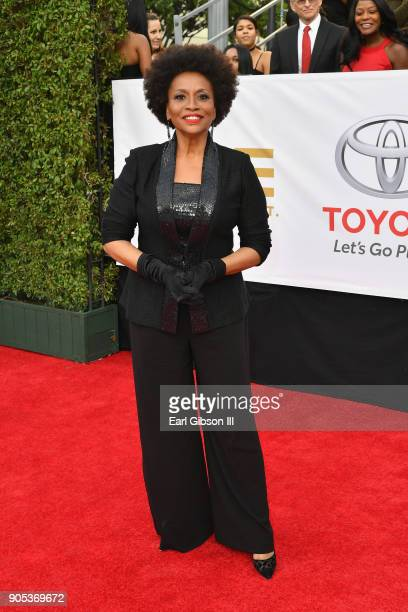 Jenifer Lewis at the 49th NAACP Image Awards on January 15 2018 in Pasadena California