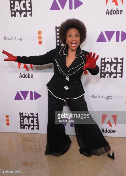 Jenifer Lewis attends the 69th Annual ACE Eddie Awards at The Beverly Hilton Hotel on February 01 2019 in Beverly Hills California