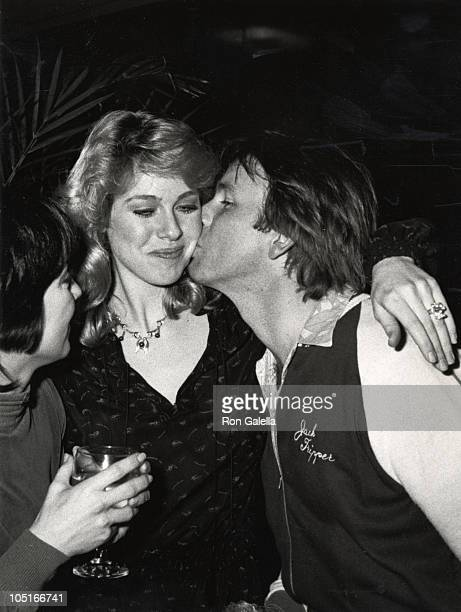 Jenilee Harrison and John Ritter during Screening of 'Angel Dusted' at Director's Guild in Los Angeles CA United States