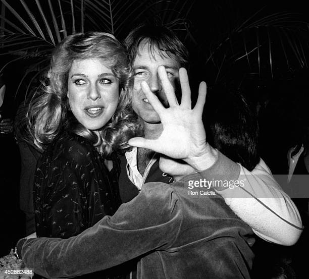 Jenilee Harrison John Ritter and Joyce DeWitt attend the screening of 'Angel Dusted' on February 13 1981 at the Director's Guild Theater in Hollywood...