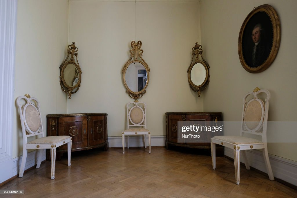 Jenisch Haus Museum In Hamburg Pictures Getty Images
