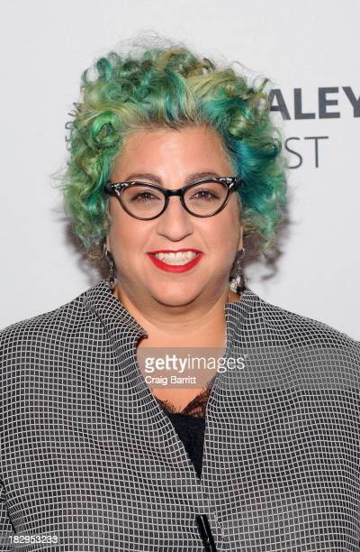 Jenji Kohan attends Orange Is the New Black during 2013 PaleyFest Made In New York at The Paley Center for Media on October 2 2013 in New York City