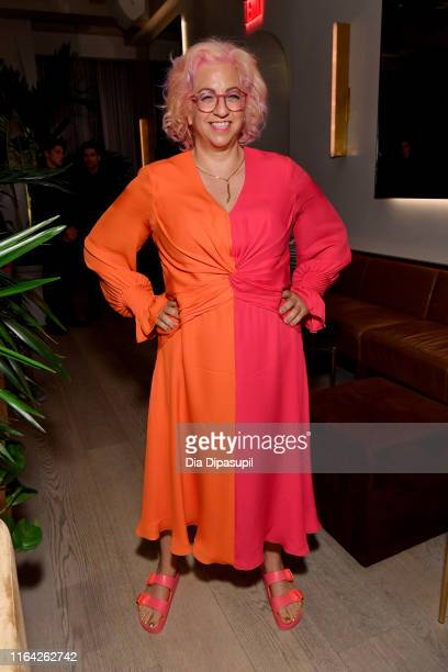 Jenji Kohan attends the Orange is the New Black Season 7 World Premiere Screening and Afterparty 2019 on July 25 2019 in New York City