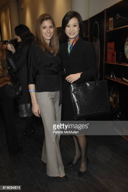 Jenn Belotto Ida Liu attend the Opening of Lies Maculan's THE DREAM SHOP at 30 West 21st Street on March 11 2010 in New York City