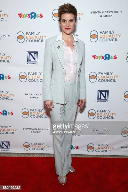 Jenn Colella at Family Equality Council's Night at the Pier at Pier 60 on May 8 2017 in New York City