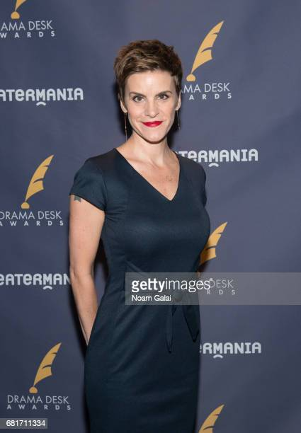Jenn Colella attends the 2017 Drama Desk Nominees Reception at Marriott Marquis Times Square on May 10 2017 in New York City
