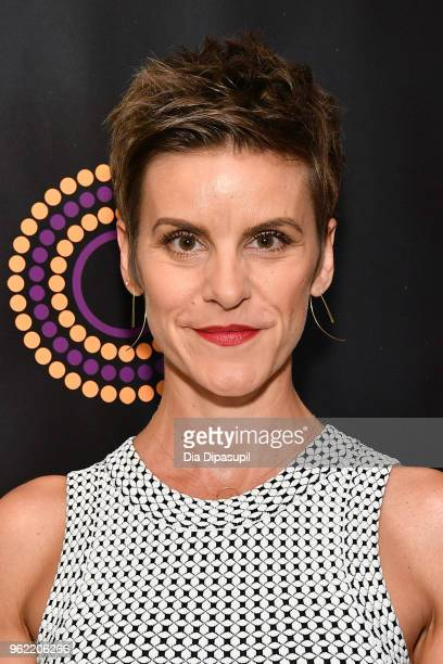 Jenn Colella attends the 2018 Outer Critics Circle Theatre Awards at Sardi's on May 24 2018 in New York City