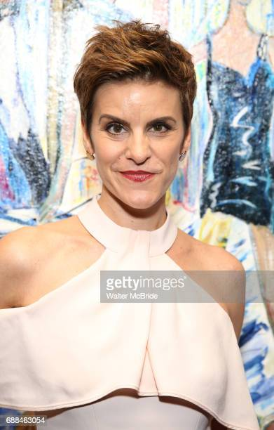 Jenn Colella attends the 67th Annual Outer Critics Circle Theatre Awards at Sardi's on May 25 2017 in New York City