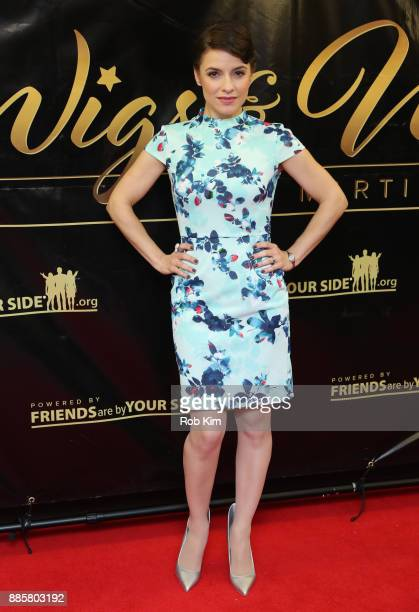 Jenn Gambatese attends the 2017 One Night With The Stars Benefit at The Theater at Madison Square Garden on December 4 2017 in New York City