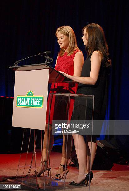 Jenna Bush and Barbara Bush at Sesame Workshop's 5th Annual Benefit Gala Wednesday May 30th at Cipriani 42nd Street Proceeds from the benefit will...