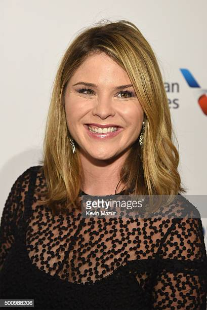 Jenna Bush Hager attends Billboard's 10th Annual Women In Music on Lifetime at Cipriani 42nd Street on December 11 2015 in New York City