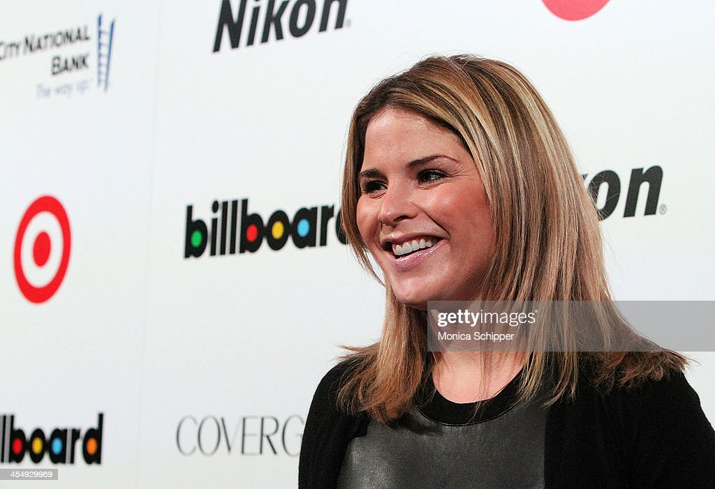 Jenna Bush Hager attends the 2013 Billboard Annual Women in Music Event at Capitale on December 10, 2013 in New York City.
