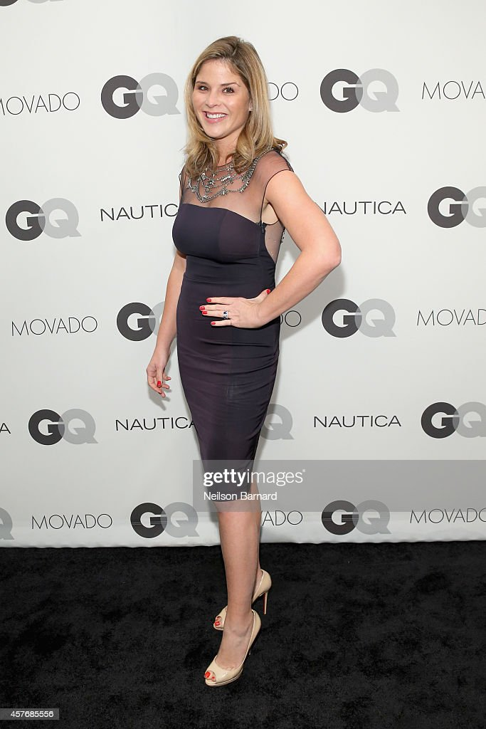Jenna Bush Hager attends the 2014 GQ Gentlemen's Ball at IAC HQ on October 22, 2014 in New York City.