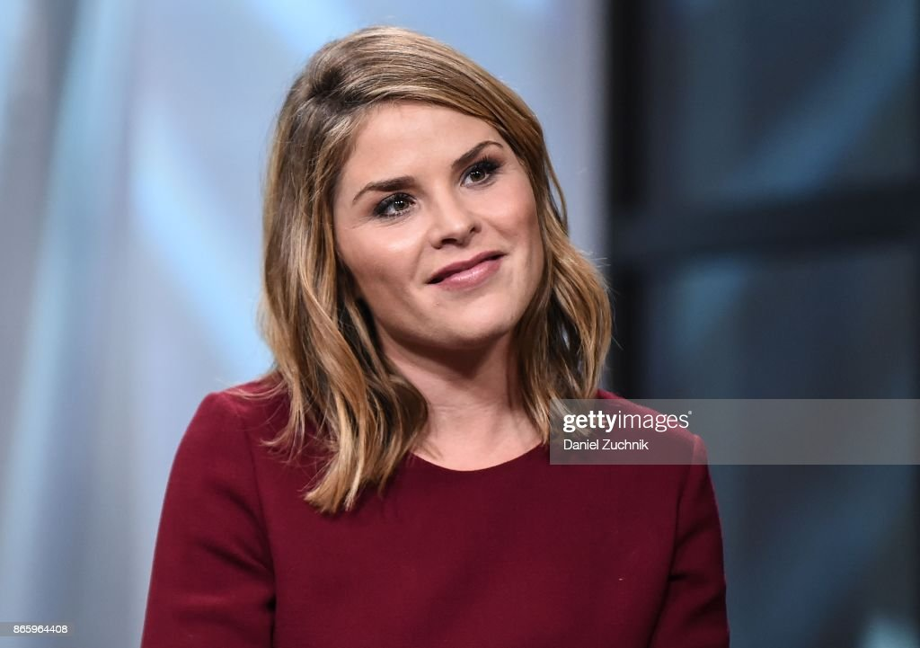 """Build Presents Jenna Bush Hager & Barbara Pierce Bush Discussing Their Book """"Sisters First: Stories from Our Wild and Wonderful Life"""" : News Photo"""