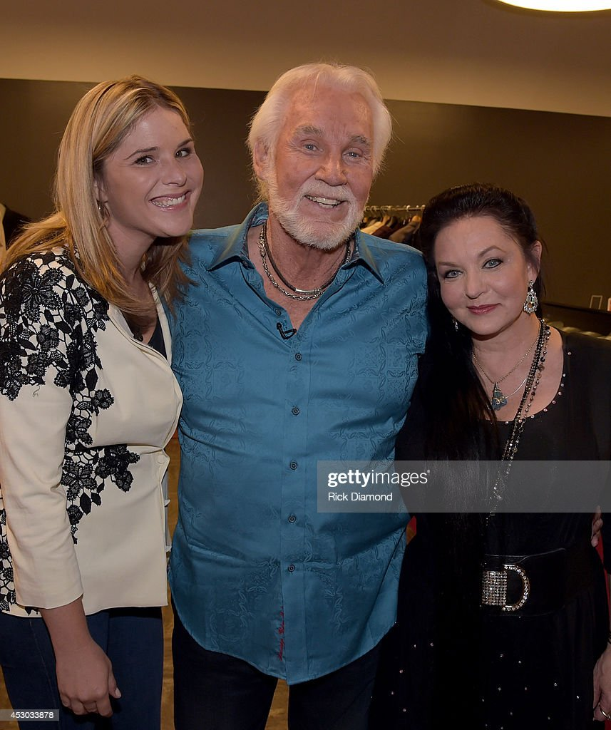 """Kenny Rogers Visits NBC's """"Today"""""""