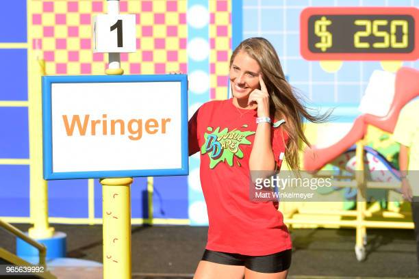 Jenna Compono attends Double Dare presented by Mtn Dew Kickstart at Comedy Central presents Clusterfest on June 1 2018 in San Francisco California
