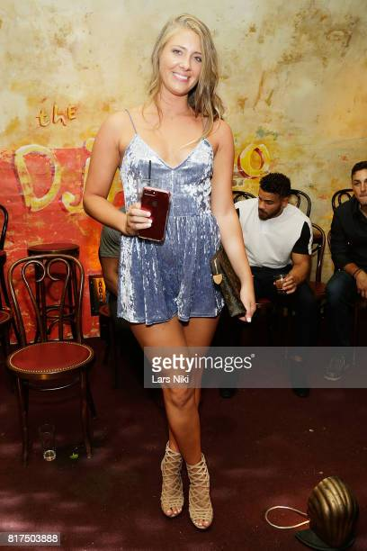 Jenna Compono attends The Challenge XXX Ultimate Fan Experience Q A and Reception at The Roxy Hotel on July 17 2017 in New York City
